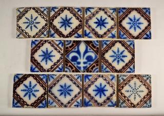 Exponen los azulejos franceses que caracterizaron a Buenos Aires