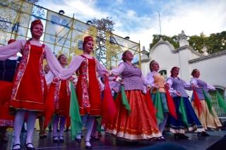 Se espera una multitud en el Buenos Aires Celebra Rusia