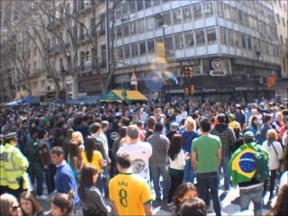 Los brasileños ponen la lupa en Buenos Aires