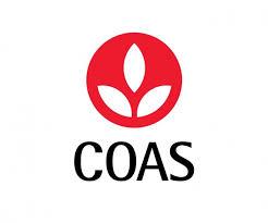 Informe de COAS por donaciones