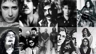 Testigo del Rock: exponen las fotos de Perrotta