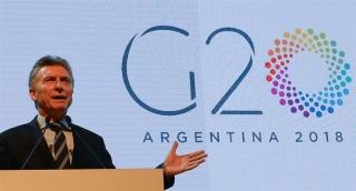 Política: Argentina preside el G20