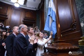Renovación en la Legislatura: Juraron los nuevos diputados