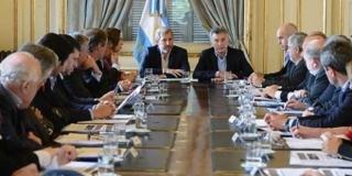 El Consenso Fiscal acapara la atención política