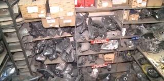 Warnes: secuestran autopartes robadas