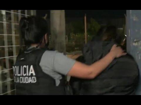 Cae dealer del Barrio 31