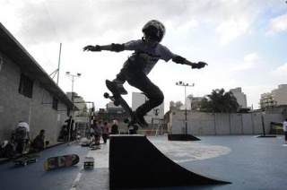 Las nuevas generaciones de skaters