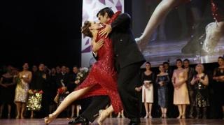 Comienza el Mundial de Tango