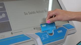Terminales nuevas para validar cargas online de la SUBE