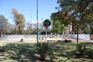Mucho verde: Avenida Roca