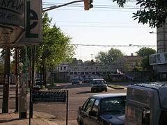 Avenida Ruiz Huidobro