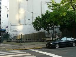 Plazoleta Embajada de Israel - Suipacha y Arroyo