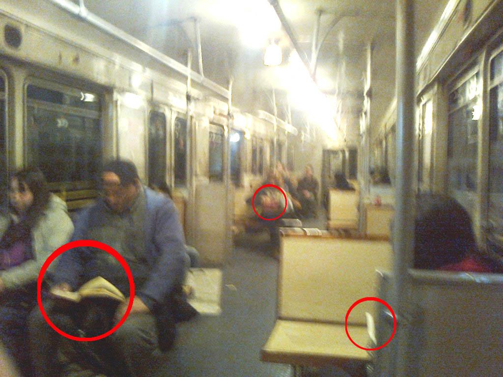 Lectores viajeros