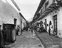 La Mashorca, relato de la Buenos Aires de 1840, por Víctor Gálvez