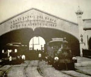 Pastor Obligado: 1857 – El primer ferrocarril