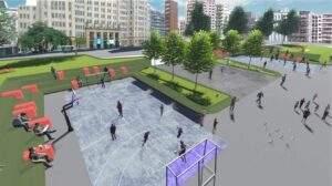 Campus BA: Nuevo Espacio Público Multiservicio