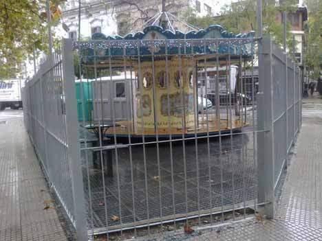 La Alippi y otras Plazoletas en Comuna 5