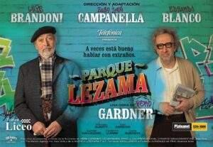 """Vuelve """"Parque Lezama"""""""