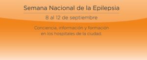 Semana Nacional de la Epilepsia