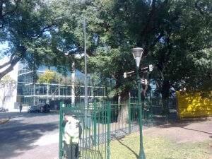 Nuevas rutinas en Parque Patricios