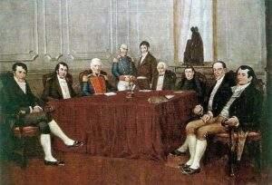 205 años de País