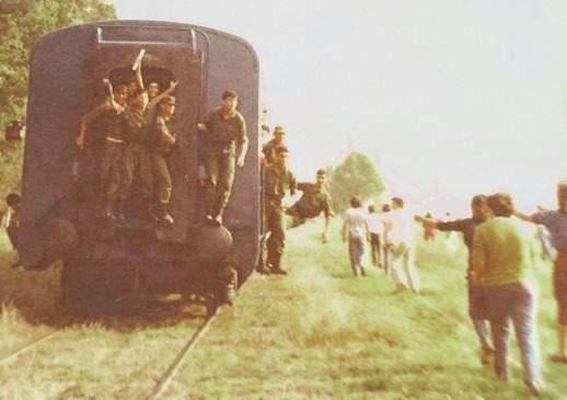 Guaraníes siempre sacando el pecho por los porteños