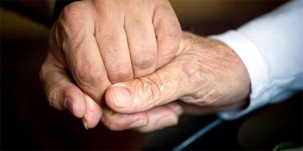 Informe sobre Cuidados a personas mayores