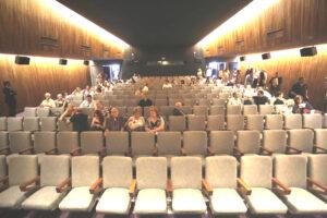 Teatro San Martín: Reinaguraron la Sala Lugones