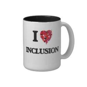 La inclusión es felicidad pura