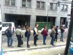 Paseo Colón, a full