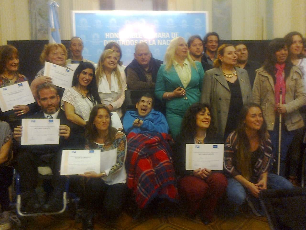Reconocimiento a medios dedicados a temas de inclusión