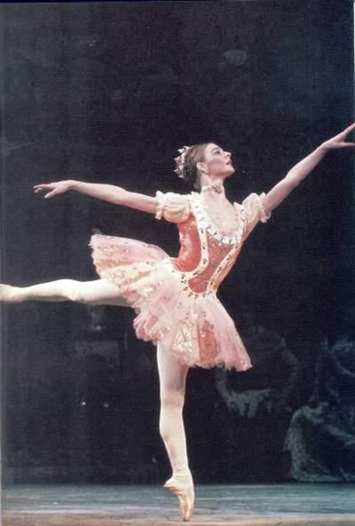 Teatro Colón: Ballet por Destaville