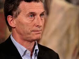 Mauricio Macri, presidente electo de la República Argentina