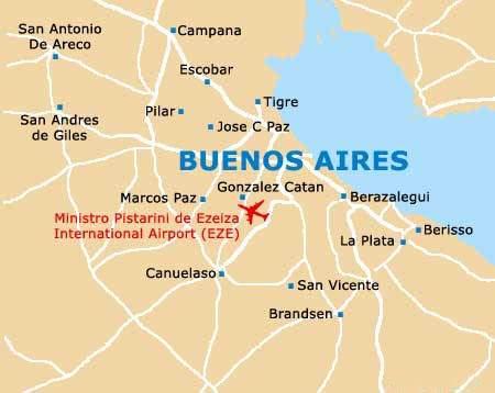 Buenos Aires volvió a ser un destino de gran tránsito
