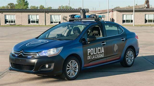 La Policía de la Ciudad ya tiene sus patrulleros