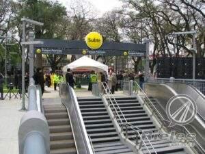 La Línea H llega a Parque Patricios