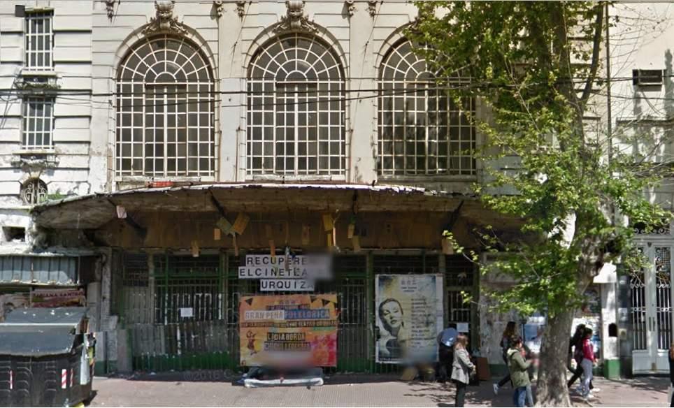 Buscando un salvataje para el Cine Teatro Urquiza