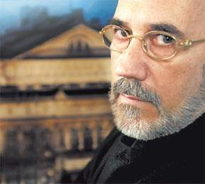 Pedro Pablo García Caffi, motorizador de la OFBA en los años 90.