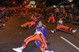 Los Corsos Porteños se celebran en 22 tramos urbanos más 5 parques