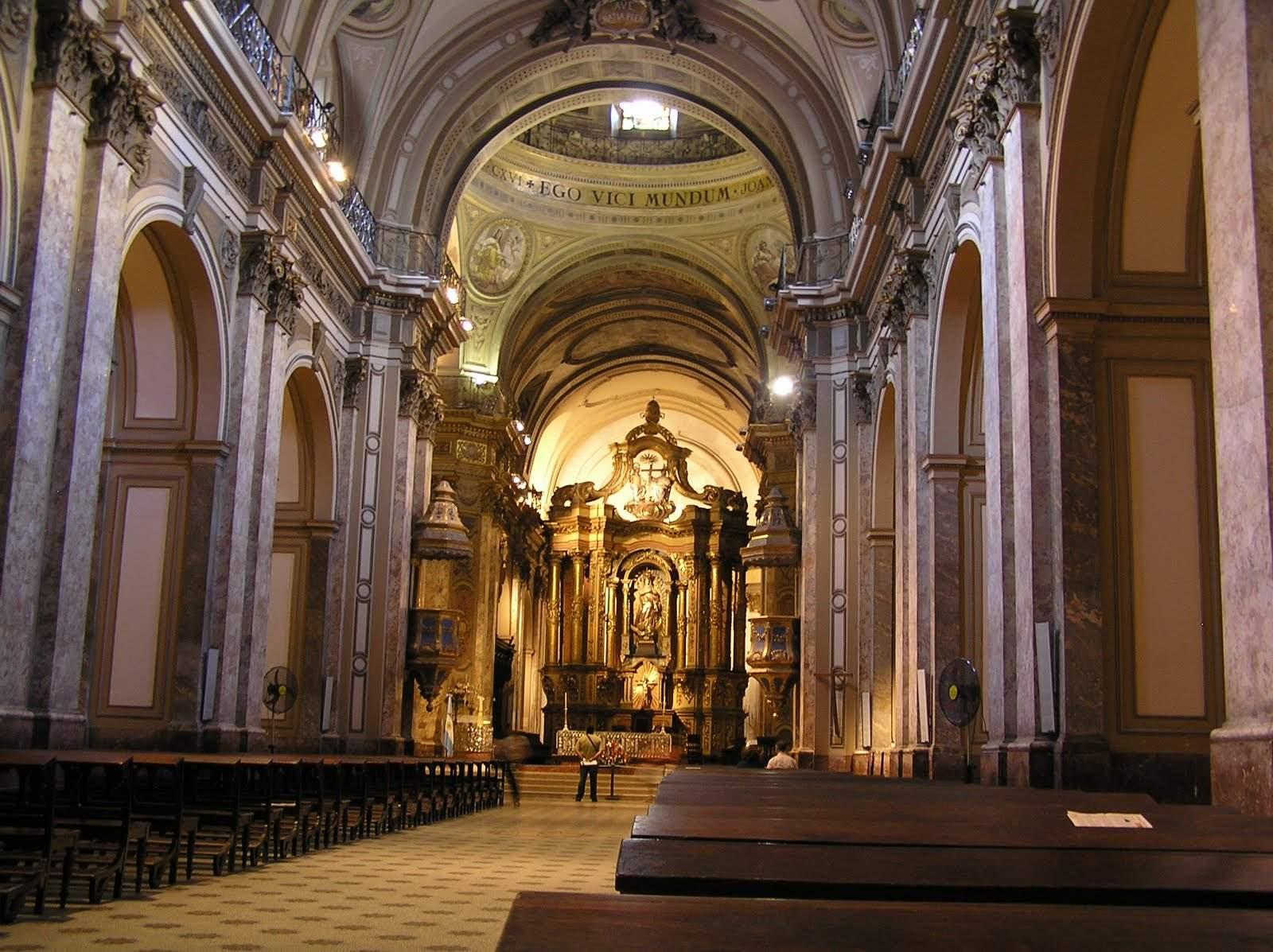 Turismo sacro en Buenos Aires