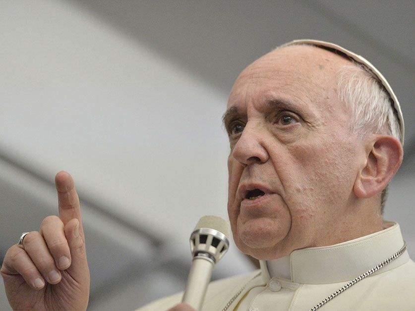 El Papa destacó la solidaridad en las villas porteñas