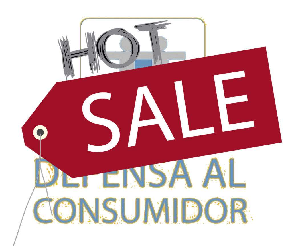 Defensa al Consumidor y el Hot Sale