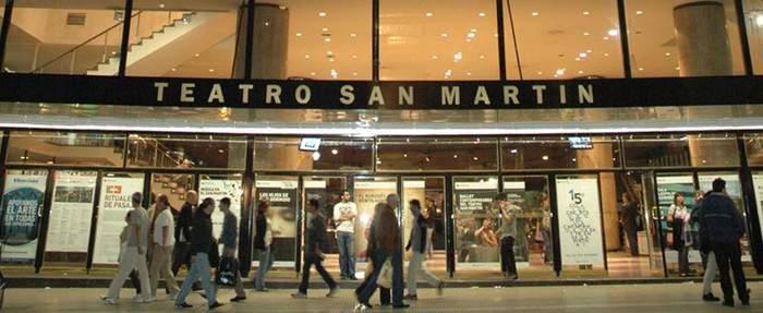 El regreso del Teatro San Martín
