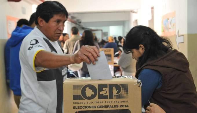 Capacitación electoral para extranjeros