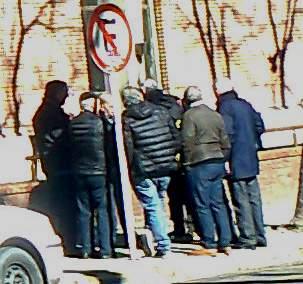 Egresados de la Escuela Técnica Belgrano, en su encuentro por Bodas de Oro