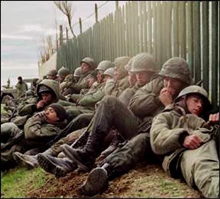 Honor a los soldados de Malvinas. Repudio eterno a su comando