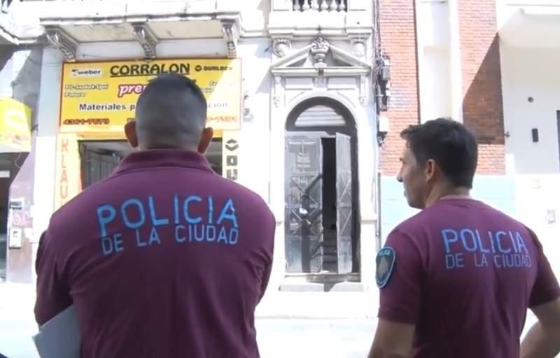 Vecinos proactivos contra el delito en la Ciudad