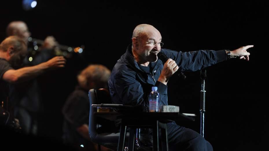 Phil Collins, Huésped de Honor de Buenos Aires