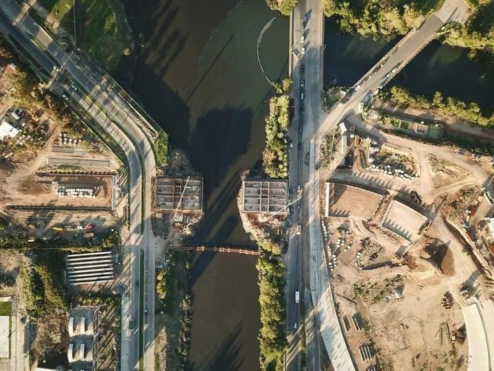 Avanza el Puente Lacarra