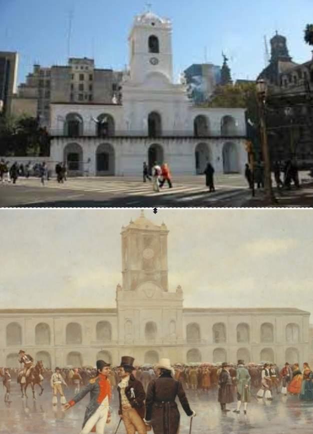 Museos ofrece un valioso recorrido referido al 25 de mayo